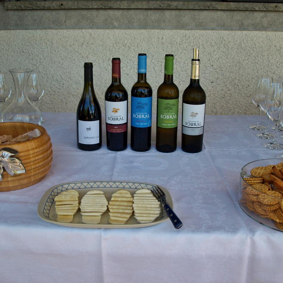 Visita à Encosta do Sobral