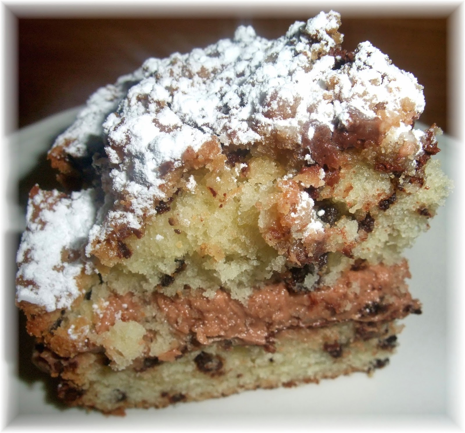 Entenmann S Chocolate Chip Cream Filled Cake