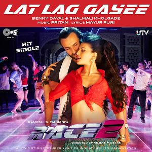 Race 2 - Lat Lag Gayi Lyrics