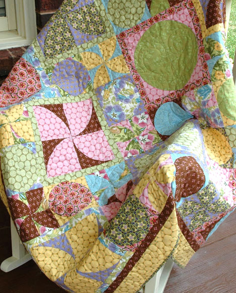 Pinwheel Garden For Fons And Porters Love Of Quilting Amandas Blog
