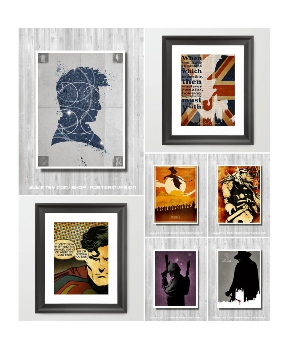 Giveaway Marathon Day 30: Any 4 prints 5\'\' x 7\'\' from Poster ...