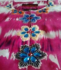 Baju Kurung Pahang For Kids
