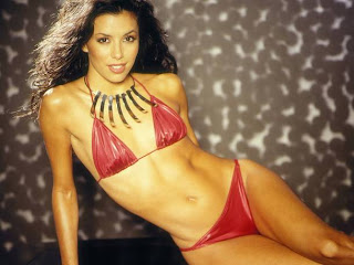 Celebrity Eva Longoria bikini photos