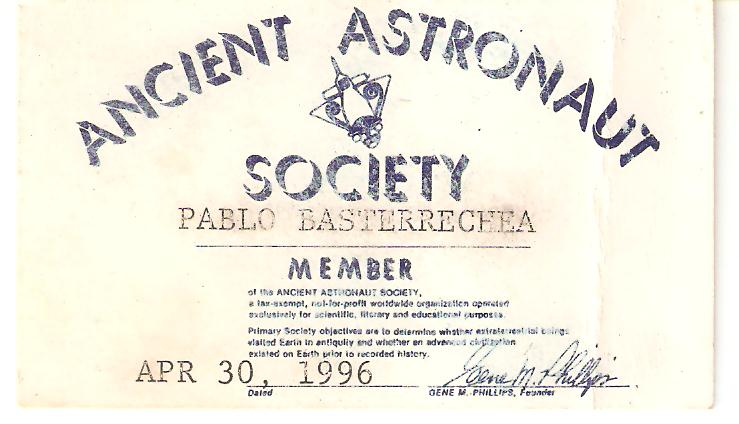 ancient astronaut society - photo #10