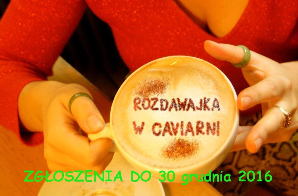 W Caviarni, nie tylko kawa   :)