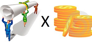 educação x dinheiro