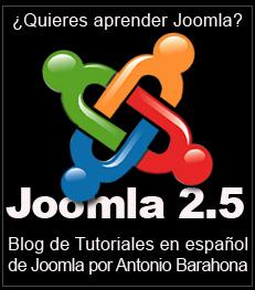 tutorial gratis en español de joomla 2.5