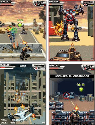 game ponsel java Terminator Salvation