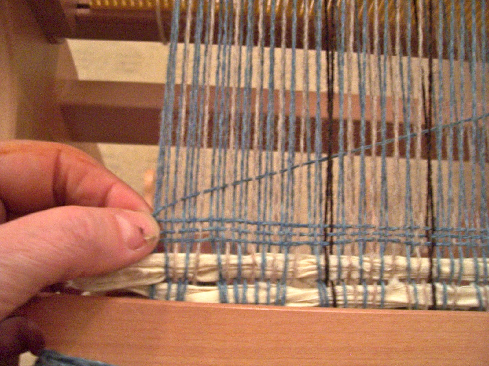 Как сделать берде для ткачества