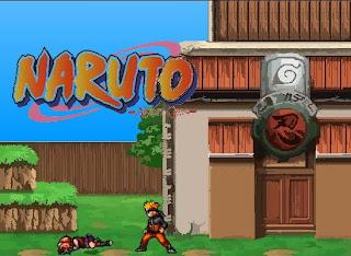 لعبة ناروتو