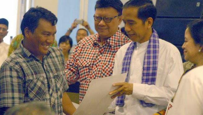 Hasil Poling Mentri Lewat Kabinet Rakyat