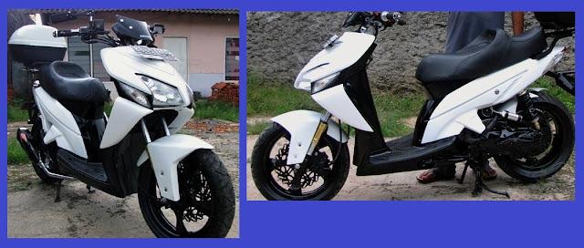 Modifikasi Honda Vario Racing Konsep Minimalis - Gambar Foto Modifikasi Motor Terbaru.2.jpg