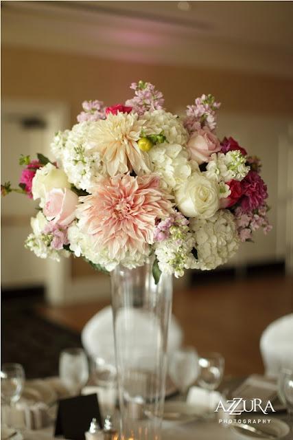 Flora Nova Design, blush pink wedding flowers, Newcastle Golf Club wedding reception