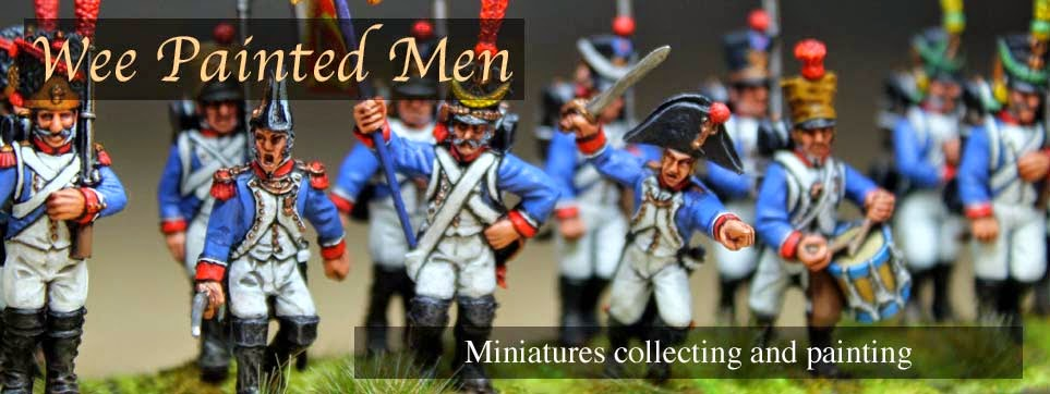 Wee Painted Men