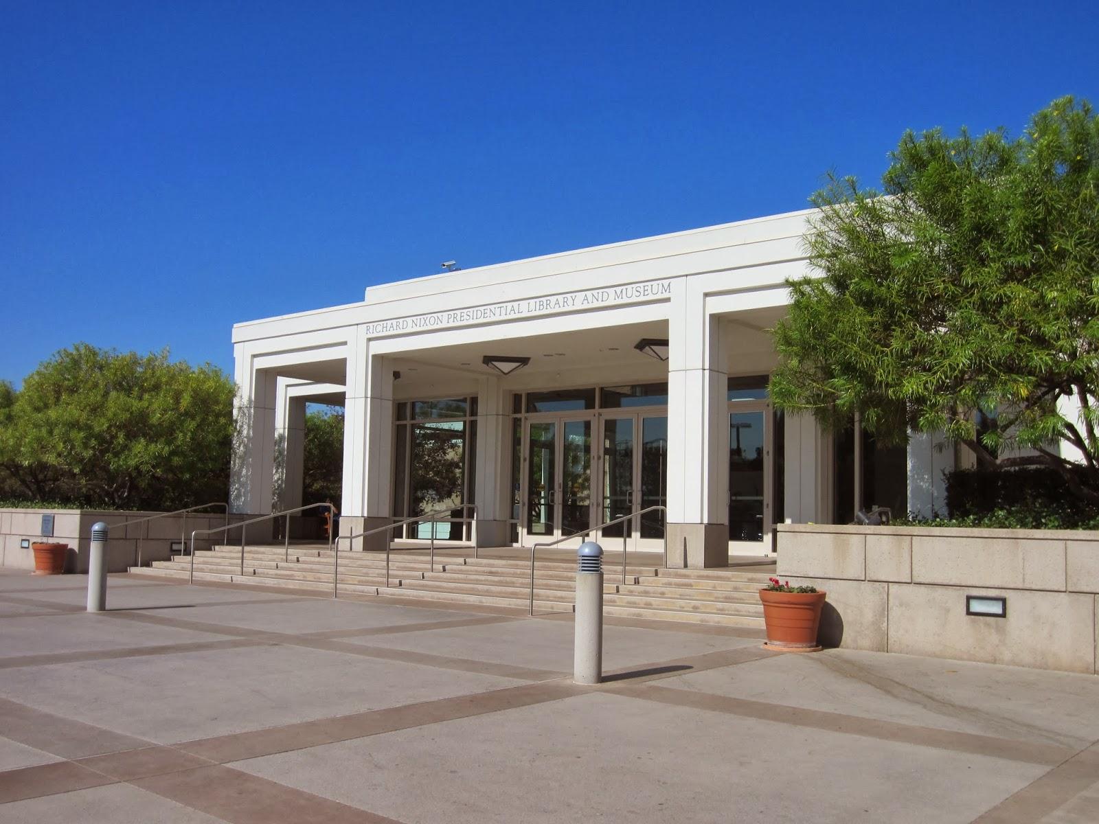Whittier College Tuition >> Souvenir Chronicles: YORBA LINDA, CALIFORNIA: RICHARD NIXON PRESIDENTIAL LIBRARY, Part 1, Nixon ...