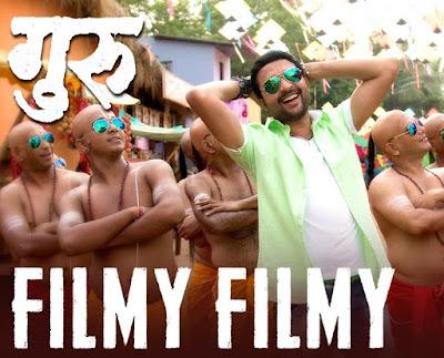 filmy filmy marathi song