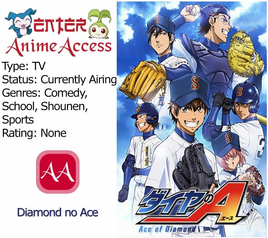 Diamond No Ace Amino: Diamond No Ace [EnterAnimeAccess]