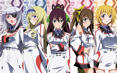 Infinite Stratos S2 Episode 1 2 3 4 5 6 7 8 9 10 11 12 Subtitle Indonesia