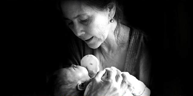 Kisah nyata, Kebesaraan jiwa seorang ibu