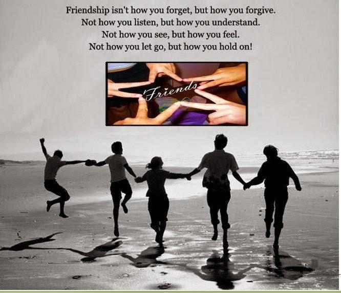 Kata kata indah Buat sahabat Sejati