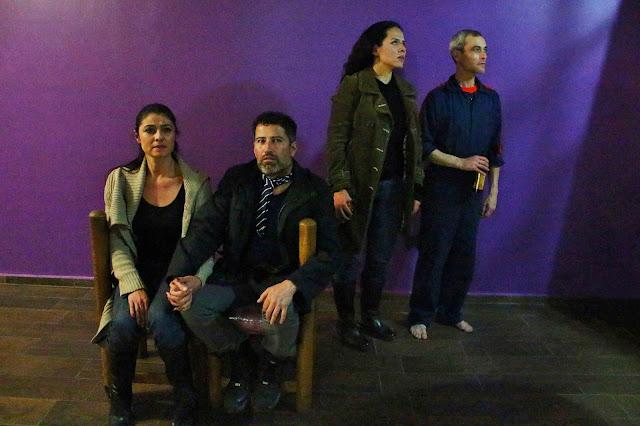 """Iniciará temporada la obra """"Resignación"""" en el Teatro Helénico"""