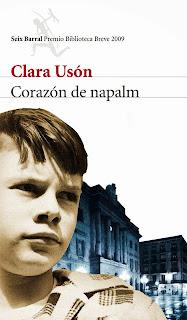 Corazón de napalm Clara Usón