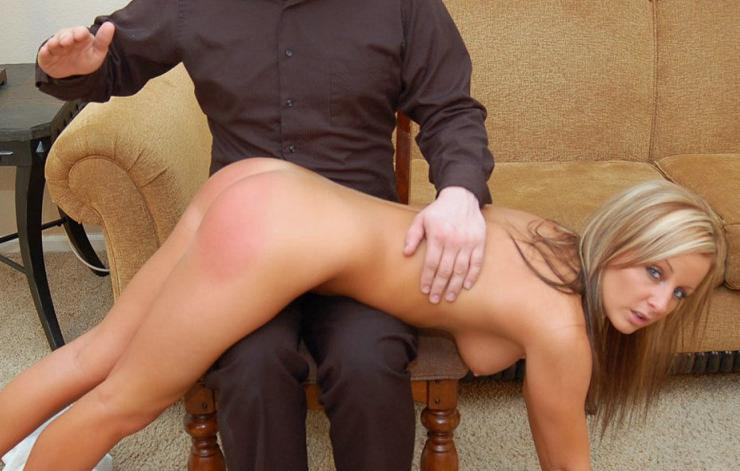 girls like being spanked