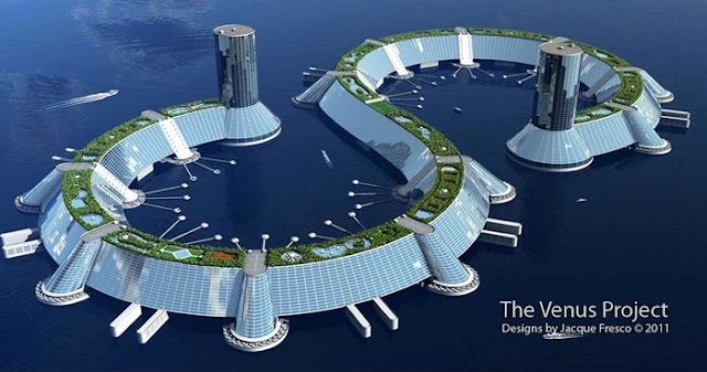 The Greatest Visionary You Never Heard of: Jacque Fresco  Fresco-design