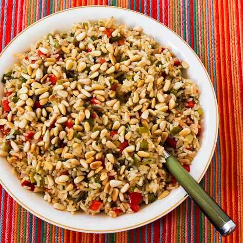 Christmas Rice