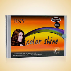 BSY Color Shine Dark Brown - Paket Ekonomis 1 Box