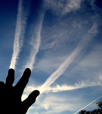 Tocar las nubes
