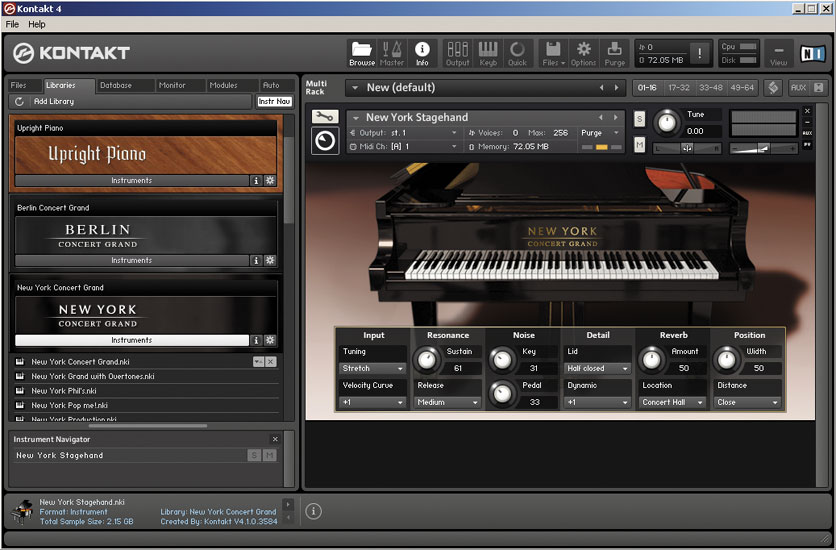 Kontakt 5 Unlocked Patch VST Full Version - Pasti Pas