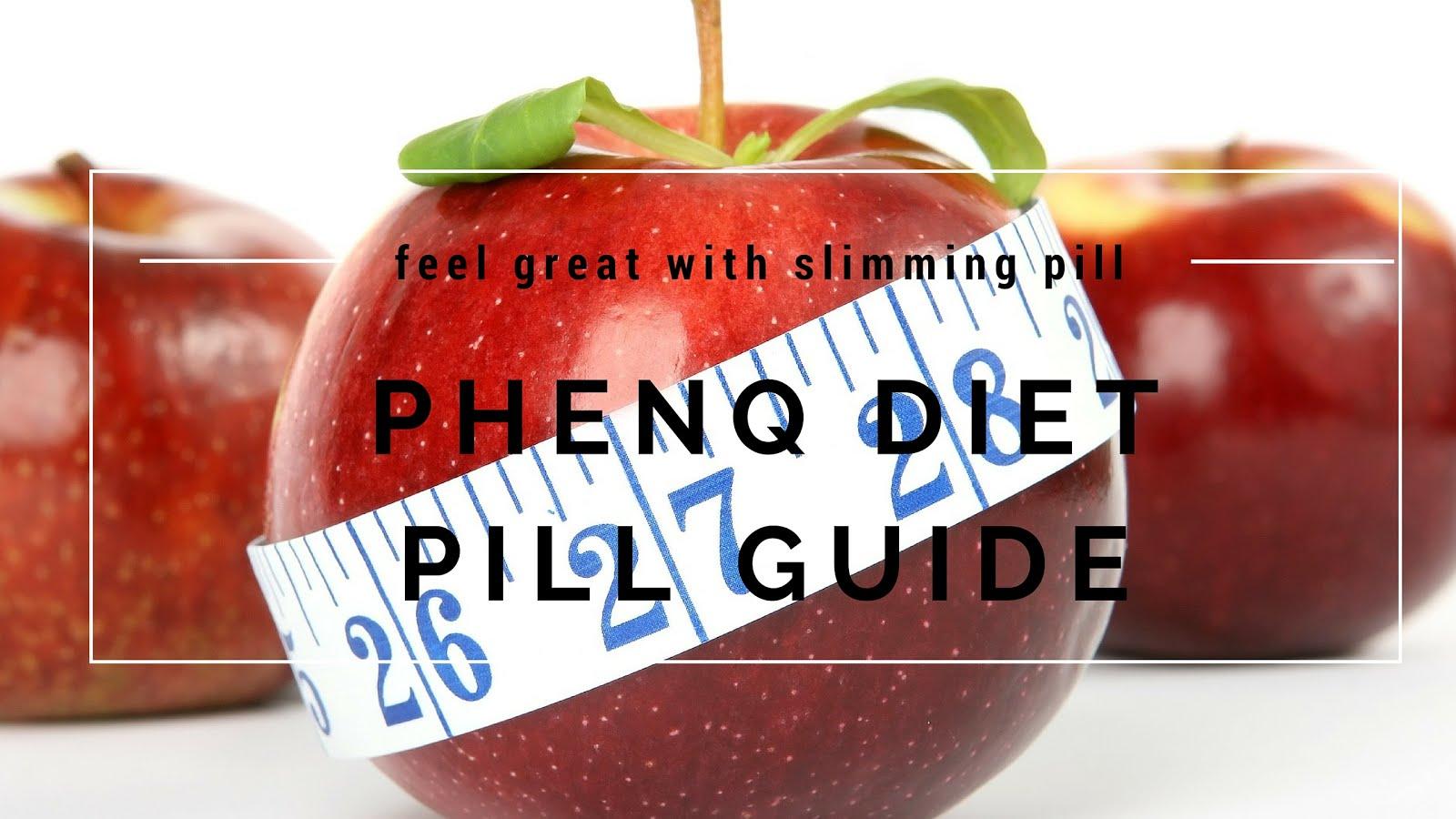 Phenq Diet Pills Guide