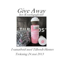 Give away hos Kvardagsgleder