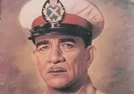 Mohamed Naguib,  the first president of Egypt,  EGYPT, egyptian man, Egyptian people