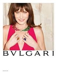 BVLGARI @ FW2014/15 Ad Campaign