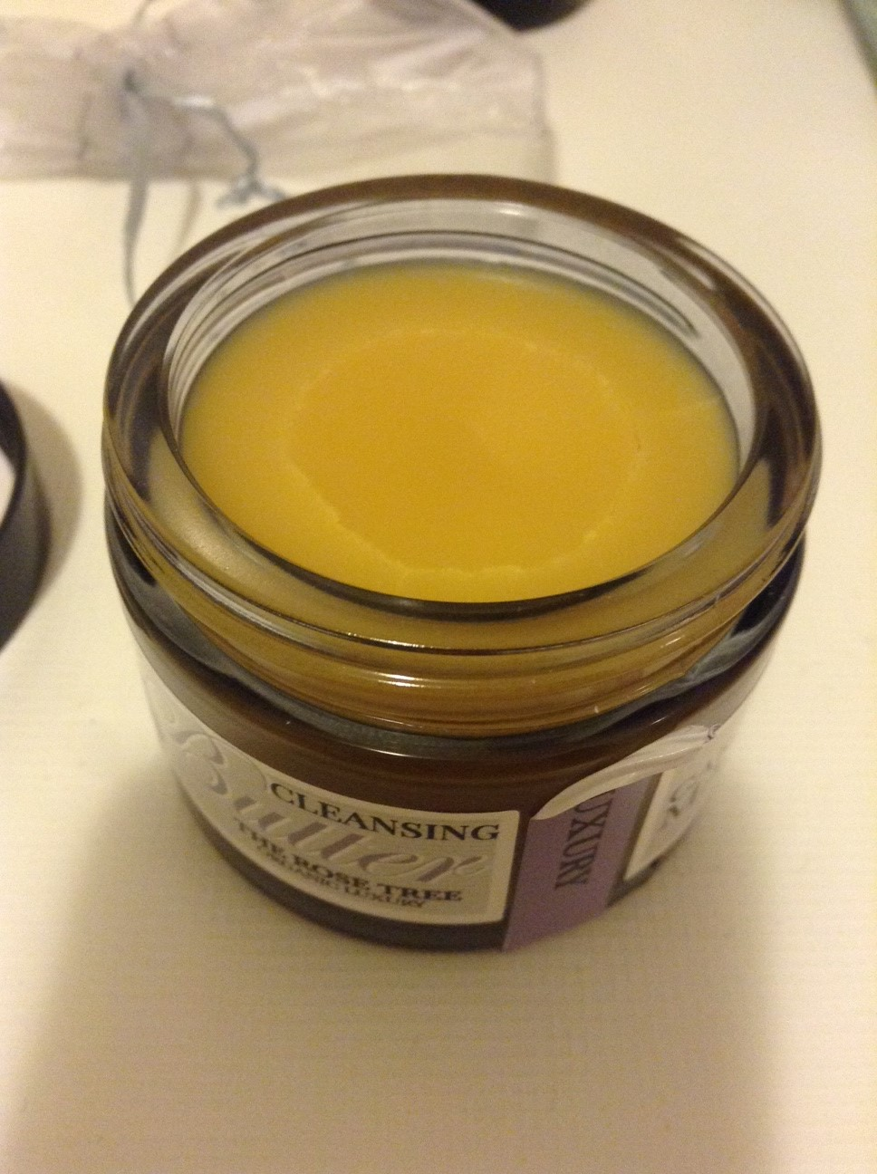 Review The Rose Tree Carrot & Mango Cleansing Balm 2