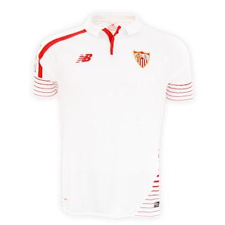Camiseta Sevilla FC 2017
