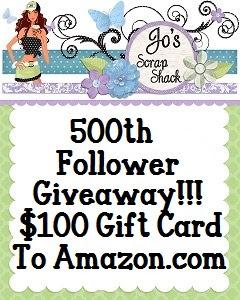 500 follower giveaway!