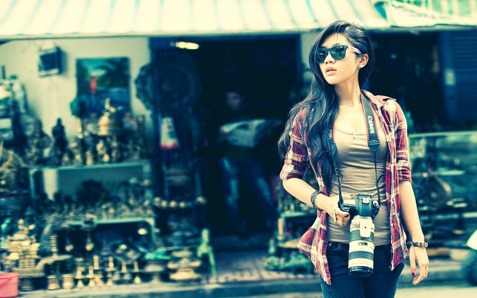 Trendiest Photography in DSLR Style