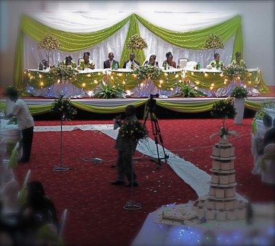 Uganda weddings moments latest wedding decorations designs some of the latest wedding decorations are as below junglespirit Choice Image