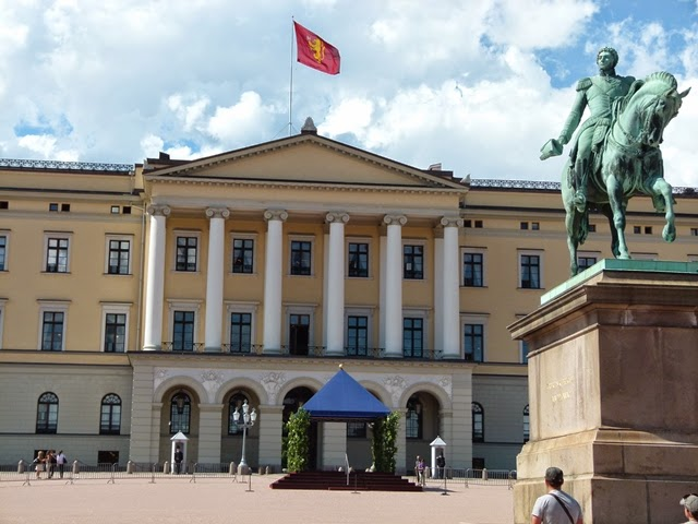 royal castle oslo