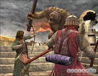Download The Lord of the Rings the Return of the King Game PC