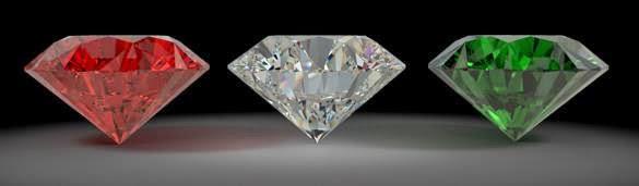 Vray Diamond Material Tutorial