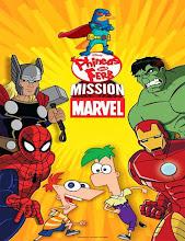 Phineas y Ferb: Misión Marvel (2013) [Latino]