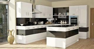 Foto Desain Model Dapur Minimalis Terbaru Unik