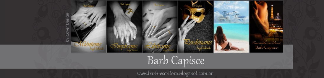 Solo Barb ~ Blog de Escritora