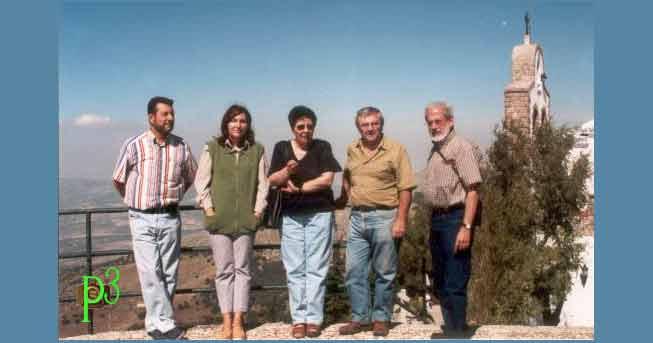 1er. reencuentro. Octubre de 1998.