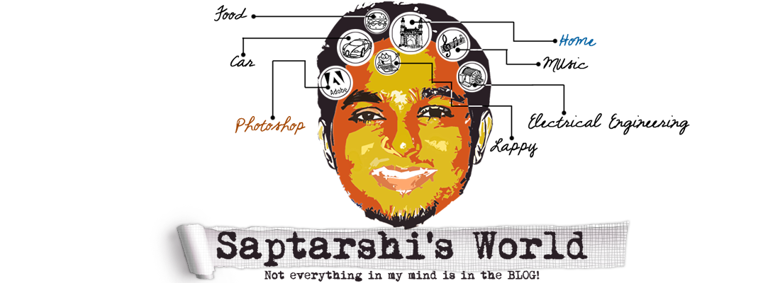 Saptarshi&#39;s World
