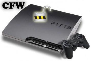 Cara Mengetahui Jenis/Tipe Dan Versi CFW Yang Terinstall Pada PS3